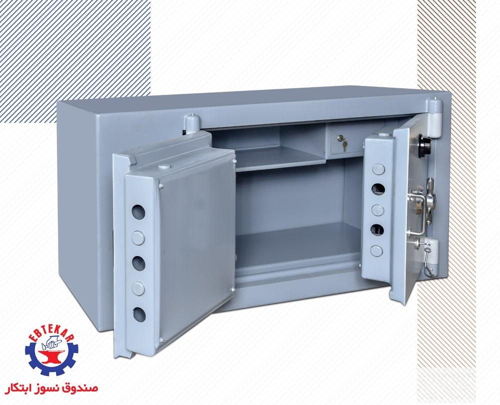 گاوصندوق زیرویترینی،مدل EB-150-Z-GRS-min